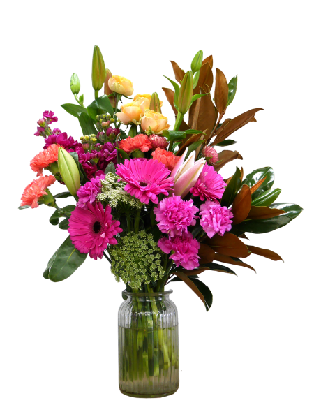 Bright and Bold Flower Bouquet