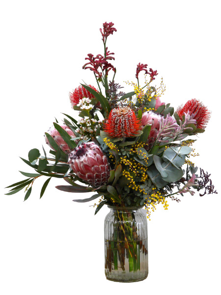 Native Flower Bouquet