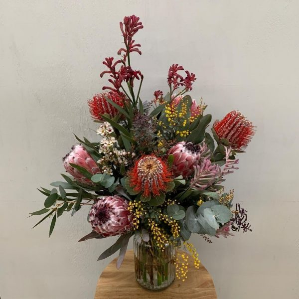 Natural and Native Flowers by Annette