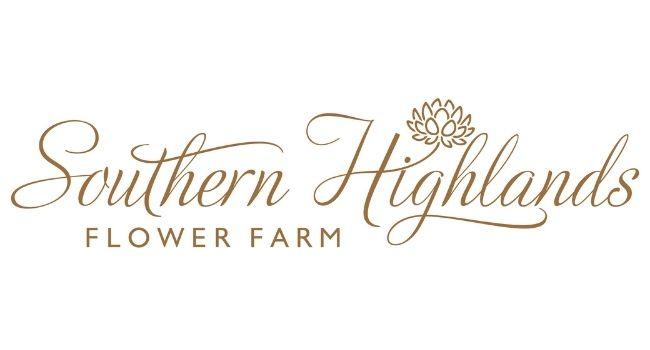 Southern Highlands Flower Farm Logo